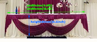 where to buy wedding supplies aliexpress buy wedding supplies tablecloth for wedding white