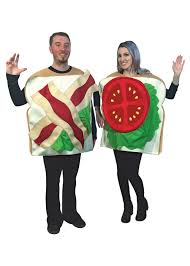 couples costume blt sandwich couples costume food costumes