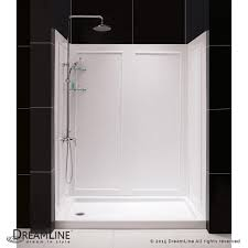 30 Shower Door Dreamline Infinity Z Frameless Sliding Shower Door 30 In X 60 In