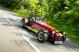 caterham caterham cars at top gear supercar event just british