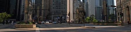 Magnificent Mile Chicago Map by Along The Magnificent Mile Wikitravel