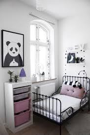 chambre fille et blanc idée déco pour chambre de fille