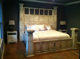 Homemade Headboards For King Size Beds by Best 25 King Size Bed Frame Ideas On Pinterest King Bed Frame