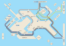 venice vaporetto map venice airport transportation