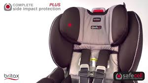 Britax Marathon Ultimate Comfort Series Britax Boulevard Clicktight Convertible Car Seat Youtube