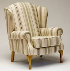 Queen Anne Armchair Dublin Queen Anne Chair Upholstered By Feather U0026 Weave