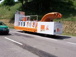 photographs u003e the 118 712 truck of france telecom orange 1