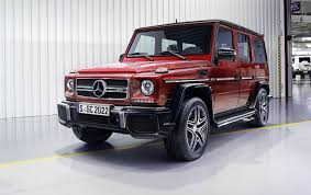 mercedes g class blacked out the 36 year old mercedes benz g class gets new engines and a