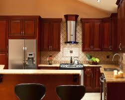 Kitchen Cabinets Cherry Kitchen Room 2017 Kitchen Color Schemes With Cherry Cabinets