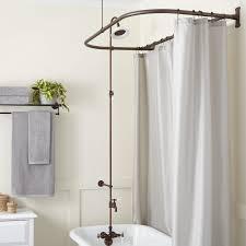 Oil Rubbed Bronze Bathroom Accessory Sets by Leg Tub Shower Enclosure Set D Style Shower Ring Bathroom