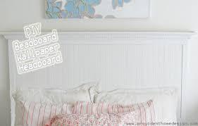 bedroom headboard wall decal faux headboard ideas headboard