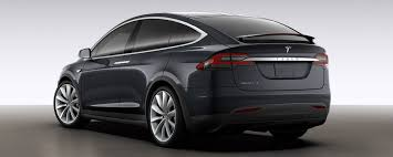 obsidian black color tesla model x colours guide and prices carwow