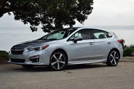 2017 subaru impreza hatchback white 2017 subaru impreza review autoguide com news