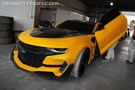 chevrolet camaro transformers tf5 the last knight bumblebee chevrolet camaro 6th generation
