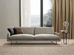 contemporary sofa leather wooden fabric joshua by umberto contemporary sofa leather wooden fabric joshua by umberto asnago i 4 mariani