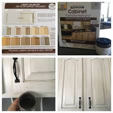 Rustoleum Cabinet Transformations On Melamine Oak Update Painting Your Own Cabinets Hometalk
