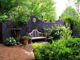 Garden Wall by Reader Photos Phillip U0027s Garden In Alabama Fine Gardening