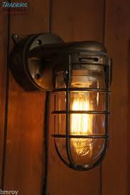 Steunk Light Fixtures Vintage Industrial Explosion Proof Wall L Sconce Steunk