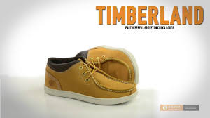timberland earthkeepers groveton chukka boots for big boys youtube