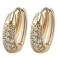 Hoop Earrings With Name Earrings Beautiful Gold Hoop Diamond Earrings Carry Yourself