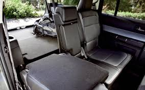 nissan quest seats fold down 2013 ford flex first drive motor trend