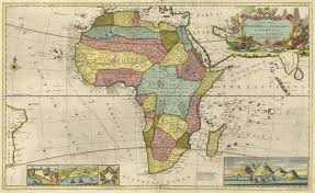 Map Of Africa Political by Untitled Document