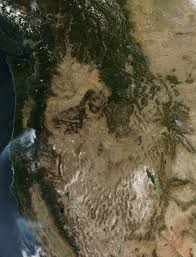 Wildfire From Space by Fires In Yellowstone Seen From Space International Space Fellowship