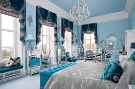 blue bedroom decorating ideas vibrant blue bedroom design ideas rilane