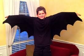 Halloween Costumes Bat Diy Tutorial Diy Halloween Costume Diy Bat Wings Costume Bead U0026cord