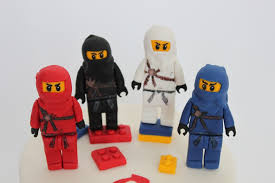 ninjago cake toppers toppers cakecraft