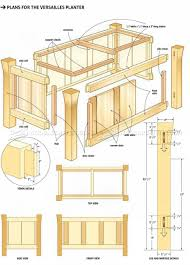 Palace Of Versailles Floor Plan Versailles Planter Plans U2022 Woodarchivist