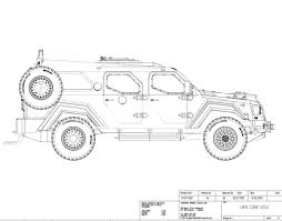 Car Interior Blueprints Video Tactical Vehicles Now Available Direct To The Public