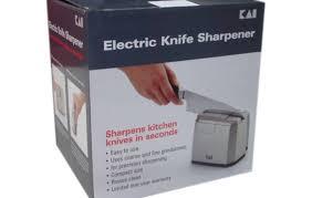 Kitchen Knives Ebay New Kai Shun Electric Knife Sharpener Knives Tool Utensil Kitchen