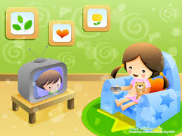 happy childhood colourful illustrations for children u0027s day