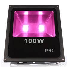 full spectrum light for plants 100w led floodlight waterproof ip65 led grow light full spectrum
