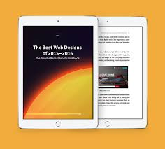 ebook layout inspiration free ebook the best web designs of 2015 2016