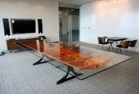 Table Tennis Boardroom Table Office Conference Room Furniture Interior Design