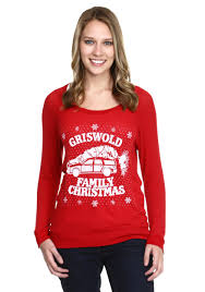 griswold family ugly christmas sweater
