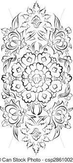 vector illustration of islamic ornament vector islamic ornament