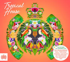 tropical photo album various artists tropical house cd album hmv store