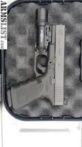 surefire light for glock 23 armslist for sale glock 23 gen 4 with surefire x300