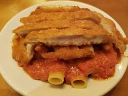 Olive Garden Five Cheese Marinara - day 31 meal 62 super carb me