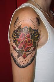 30 amazing anchor tattoos on arm