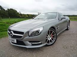 used mercedes benz sl class cars for sale motors co uk