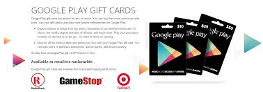 purchase play gift card get play credit and gift cards ghacks tech news