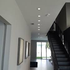 convert square recessed light to flush mount forget the old round recessed cans square recessed lighting is