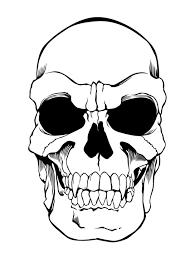 evil skull designs free clip free clip