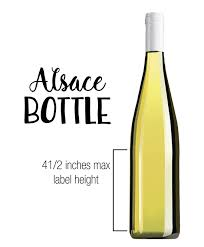 unique shaped wine bottles which wine label size fits your bottle four recommendations