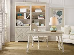 Coastal Cottage Furniture Casual Cottage Coastal Writing Desk With Drop Front Drawer By