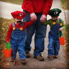 Mario Luigi Halloween Costume 73 Seasons Halloween Costumes Multiples Images